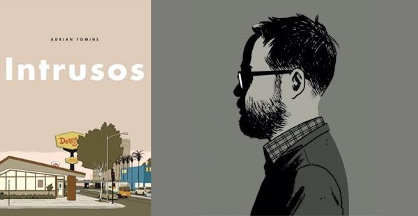 Intrusos, Adrian Tomine (Sapristi, 2016)