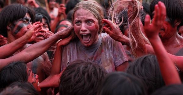 The Green Inferno (Eli Roth 2013)