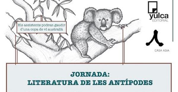 Jornada 'Literatura de las Antípodas'