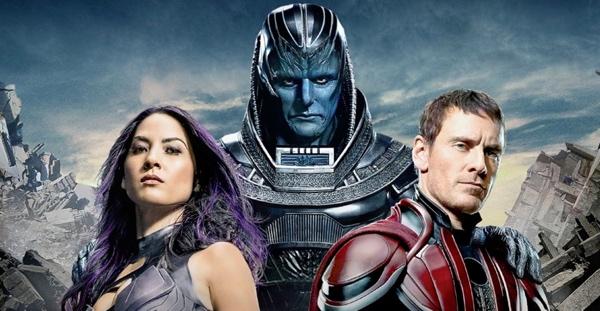 X-Men: Apocalipsis (Bryan Singer 2016)