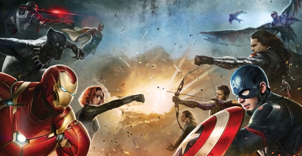 Capitán América: Civil War (Joe & Anthony Russo, 2016)