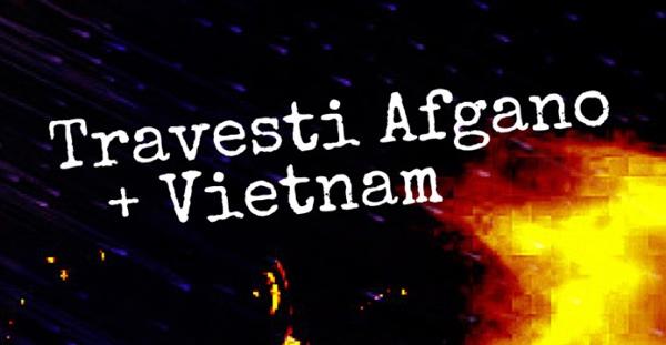Nuevo Bis a la 2 con Travesti Afgano y Vietnam