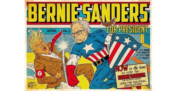 Especial Bernie Sanders