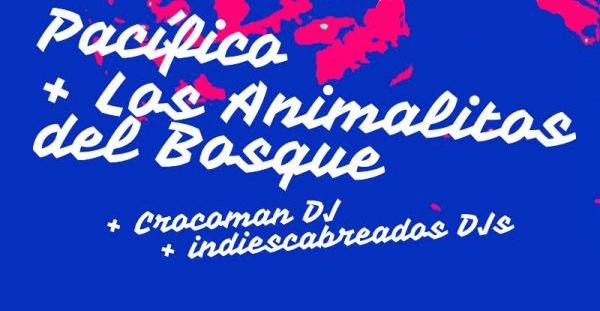 Nueva fiesta Bis a la 2 con Pacífico y Los Animalitos del Bosque