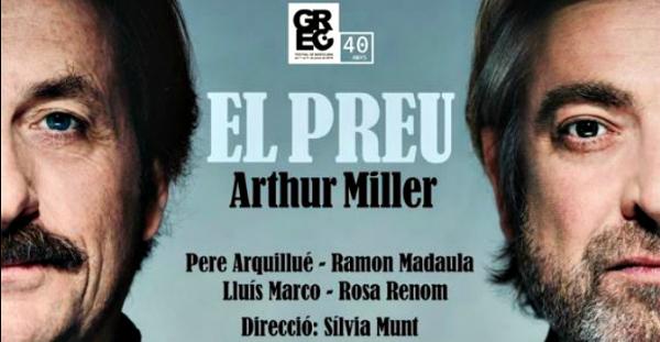 Crítica: El preu, en el teatre Goya