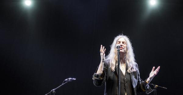 Patti Smith, Noches del Botánico, Madrid (8/07/2016)