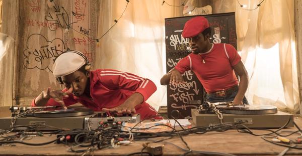 The Get Down. La conquista del hip hop
