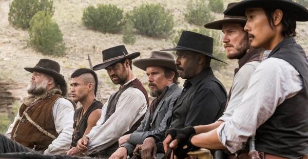 """Los Siete Magníficos: un western """"limpico"""""""