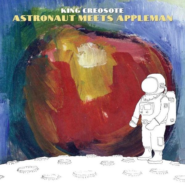 King Creosote, Astronaut Meets Appleman (Domino 2016)