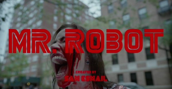 Mr. Robot – Where is my Mind?