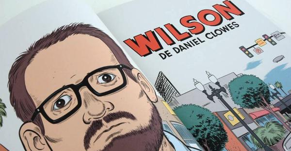 Wilson, Daniel Clowes (Reservoir Books, 2016)