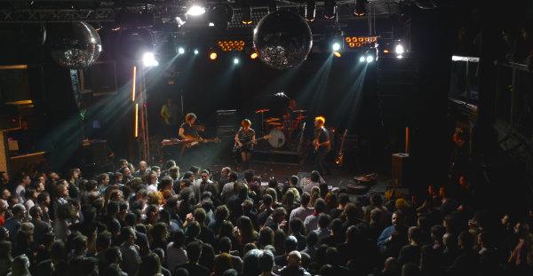 Triángulo de Amor Bizarro, Sala Ochoymedio, Madrid (20-01-2017)