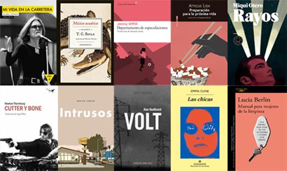 Los mejores libros de 2016