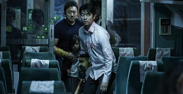 Train to Busan: Zombies en el tren