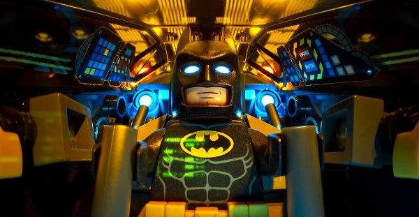 Batman: La LEGO película – Construcciones desde la nostalgia