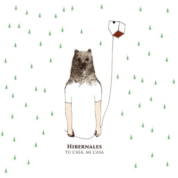 """Hibernales, """"Tu casa, mi casa"""" (El Genio Equivocado, 2017)"""