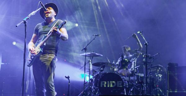 Ride estrenan su primera canción en veinte años
