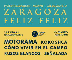 Zaragoza Feliz Feliz