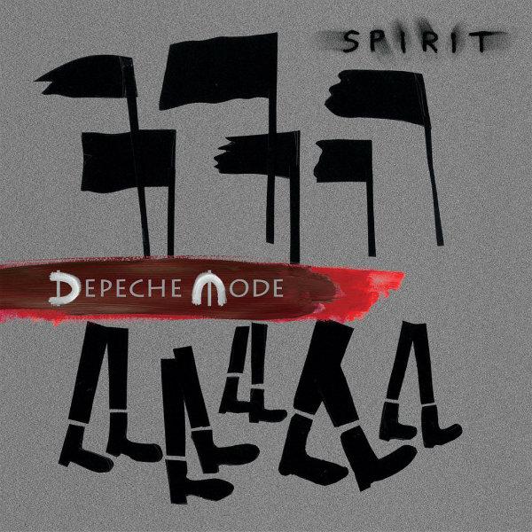 "Depeche Mode, ""Spirit"" (Sony, 2017)"