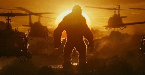 Kong: La Isla Calavera: puro entretenimiento
