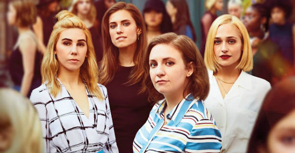 Girls: la temporada final en tres momentos