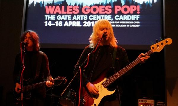 Crónica del Wales Goes Pop!