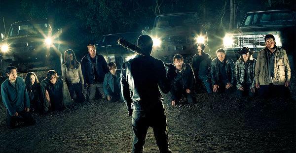 The Walking Dead: vivir y morir por Negan