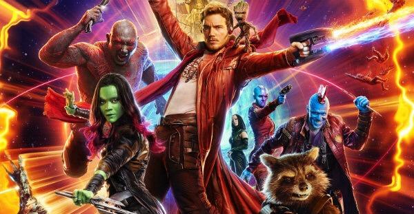 Guardianes de la Galaxia Vol. 2: donde ningún superhéroe ha llegado jamás