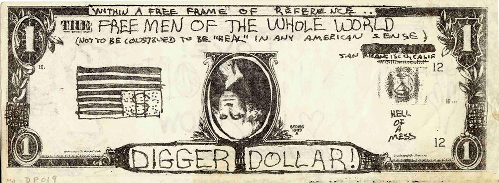 Especial los Diggers, revolución y contracultura en San Francisco