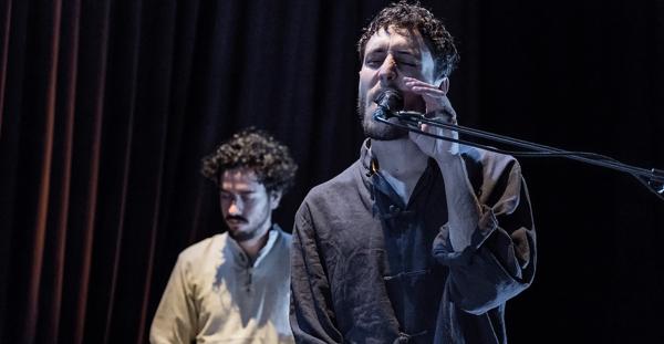 Oso Leone, Círculo de Bellas Artes, Madrid (12-05-2017)
