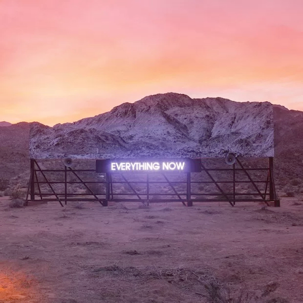 """Arcade Fire, """"Everything Now"""" (Sony Music, 2017)"""