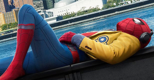 Spider-Man: Homecoming. Bienvenido al hogar