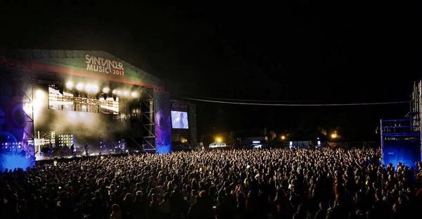 Crónica Santander Music 2017