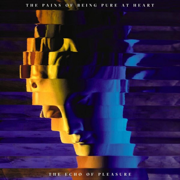 """The Pains Of Being Pure At Heart, """"The Echo Of Pleasure"""" (2017, Painbow Music)"""