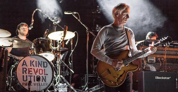 Paul Weller, sala La Riviera, Madrid (15-09-2017)