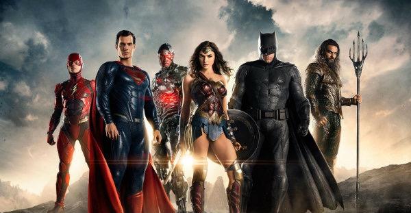 Liga de la justicia: hablemos de superhéroes