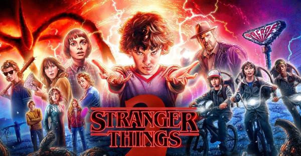 Stranger Things 2 – Segundas partes…