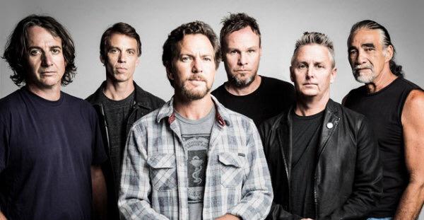 Pearl Jam anuncian fechas en Barcelona y Madrid (Mad Cool)