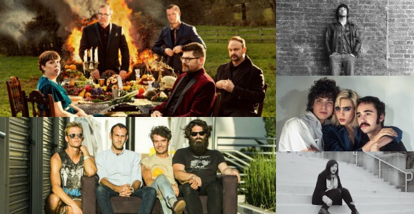 Adelantos musicales: The Decemberists, Preoccupations, Graham Coxon, Lucy Dacus y Sunflower Bean