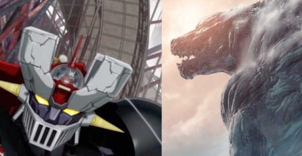 Mazinger Z y Godzilla – Japón colosal