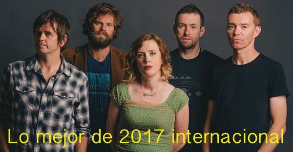 Lo mejor de 2017 internacional