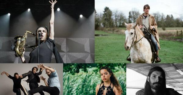 Adelantos musicales: Ash, Stephen Malkmus & The Jicks,  PJ Harvey, Nilüfer Yanya y Robert Earl Thomas