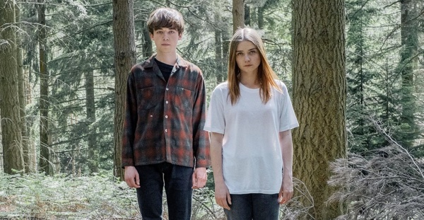 The End Of The F***king World – Smells like teen spirit