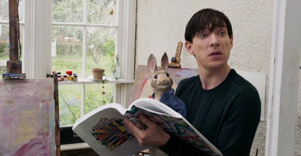 Peter Rabbit: de conejos y hombres