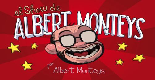 El show de Albert Monteys, Albert Monteys (¡Caramba!, 2018)