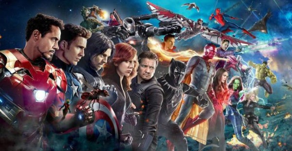 Vengadores: Infinity War – Universo Compartido