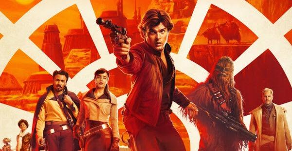 Han Solo: una historia de Star Wars – El Bueno, El Wookie y El Malo