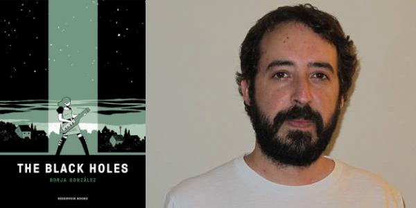 The Black Holes, Borja González (Reservoir Books, 2018)
