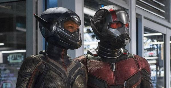Ant-Man y La Avispa: el increíble superhéroe menguante