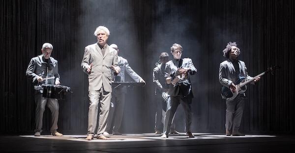 David Byrne, Las Noches del Botánico, Madrid (10-07-2018)